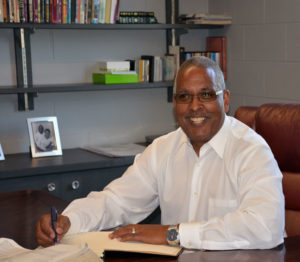 Pastor Byron McGee Cornerstone Baptist Church